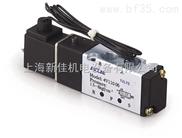 特销台湾亚德客AIRTAC电磁阀4A110-M5亚德客