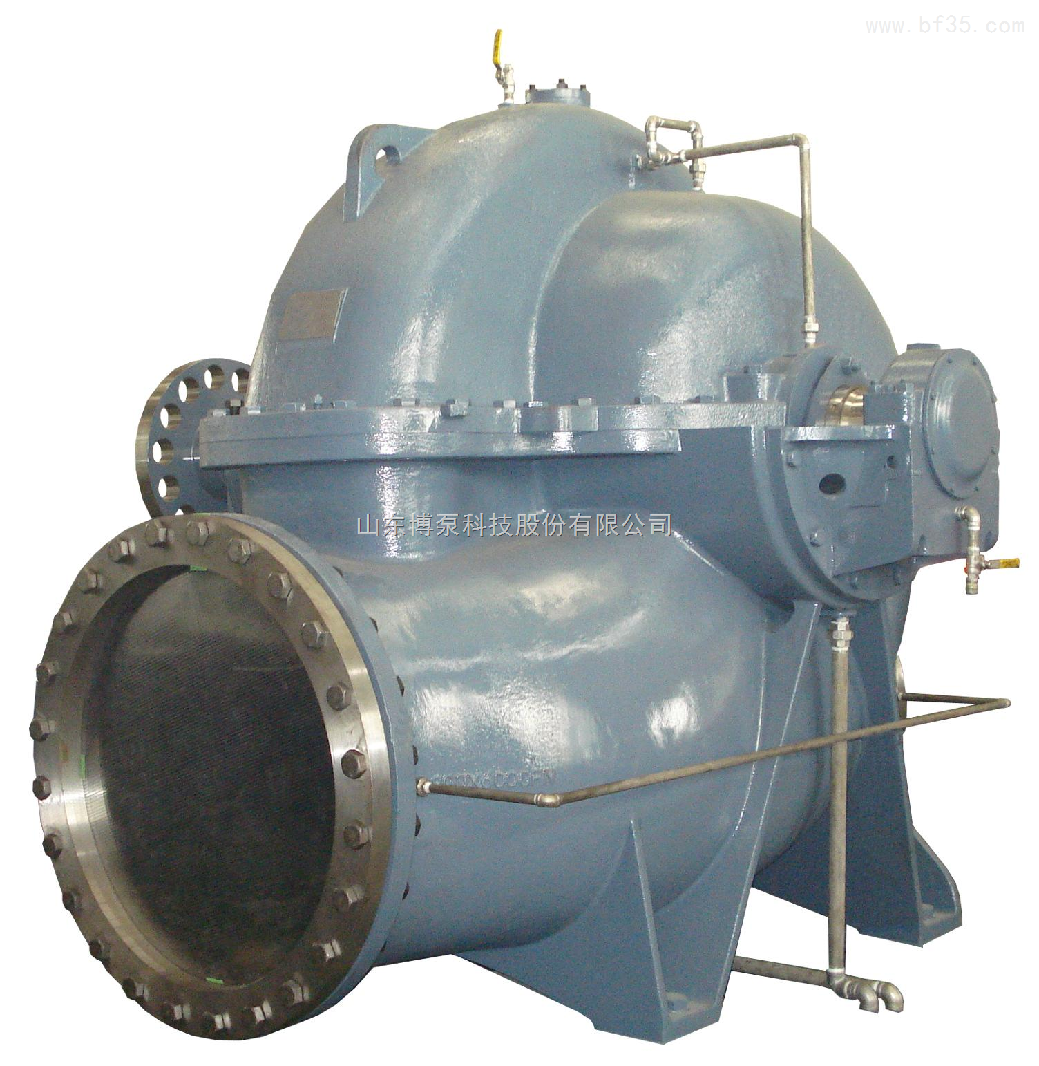 单级、双吸水平中开式离心泵 淄博水泵 博泵科技