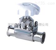 進口衛生級隔膜閥|衛生級快裝隔膜閥|316L隔膜閥|進口不銹鋼隔膜閥|小口徑隔膜閥