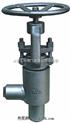 J11H、J11W型PN16~PN100钢制内螺纹截止阀