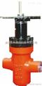 Z63Y油田專用平板閘閥