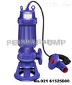 鑄鐵WQ型潛水無堵塞排污泵,低壓排污泵制造廠家