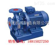 厂家热销ISW型卧式管道泵,管道泵,增压泵,循环泵