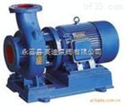 單級單吸離心式管道泵,管道式離心泵,管道循環泵
