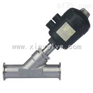 BDJ-05F-【长期供货】Y型快装式气动角座阀 空分设备专用 优质厂家品质保证