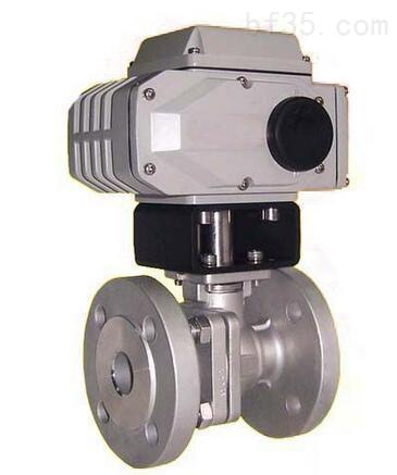 电动浮动球阀 不锈钢法兰球阀Q941F-40P