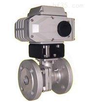 不锈钢高压球阀Q941F-40P 电动法兰球阀Q941F