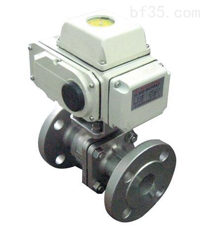 Q941F-40P电动高压球阀 不锈钢球阀