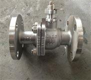 上海乾仪电动球阀Q941F-16P 两片式球阀