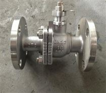 Q41F-16P涡轮不锈钢球阀/手动球阀