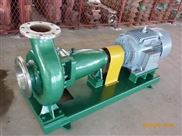 IH65-50-125-卧式单级化工离心泵耐酸碱防腐泵脱硫循环泵新祁东水泵