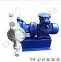 專業生產DBY-40工程塑料電動隔膜泵直銷供應商永嘉啟正