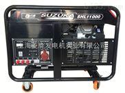 8500W雙缸汽油發電機SHL11000