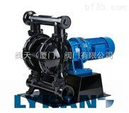 进口铸钢电动隔膜泵 进口双向气动隔膜泵