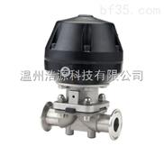 卫生级316L隔膜阀DN50价格