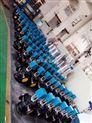 空調通風電動調節閥熱處理廠專用電動二通法蘭調節閥