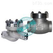 焊接低溫止回閥DH64Y  上海枚耶閥門