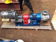 NYP高粘度转子泵工作压力的选定