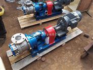 NYP高粘度转子泵材质的选择分析