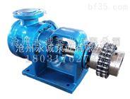 沧州永诚泵业NYP高粘度转子泵皮带轮皮带使用安装要注意事项