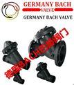 进口Y型隔膜阀-德国BACH工业制造