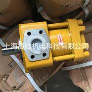 直线共轭低噪音内啮合齿轮泵