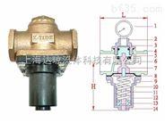 RDF-50隔膜型直动式减压阀-台湾Z-TIDE日泰阀门(上海)达琼流体 现货供应