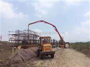 农村小型混泥土输送泵车生产