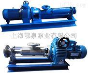 G系列无级调速单螺杆泵