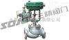 SZXP型气动薄膜直通单座调节阀